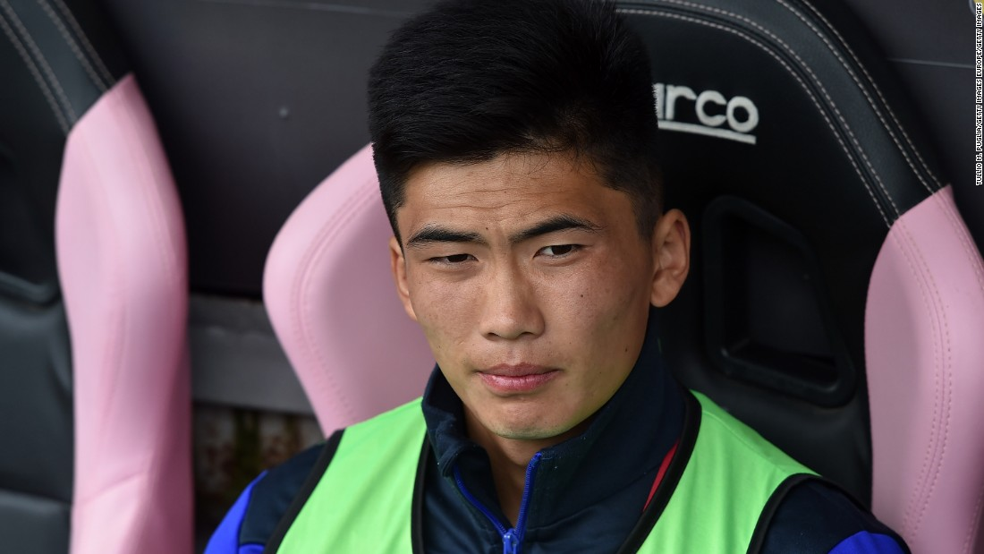 "With a goal to his name in under 15 minutes of first team football, is North Korean Han ready for a Cagliari starting berth? Have your say on CNN Sport's <a href=""https://twitter.com/cnnsport"" target=""_blank"">Twitter</a> or <a href=""https://www.facebook.com/cnnsport/"" target=""_blank"">Facebook page</a>."