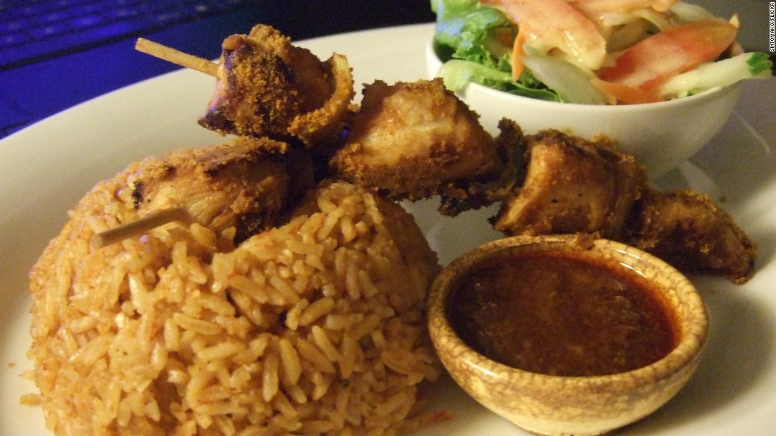 Favorite dishes of africa bcnn1 black christian news for African food cuisine
