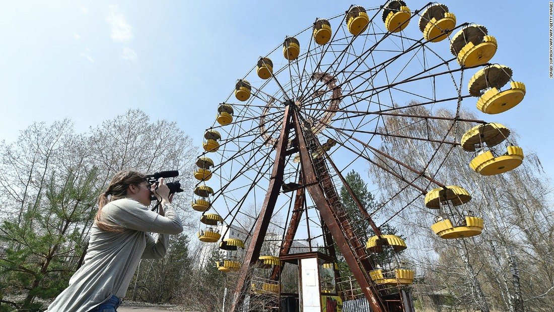 <strong>Chernobyl (Ukraine): </strong>The<strong> </strong>Chernobyl nuclear power plant, as well as its nearby ghost city Pripyat, has become an unexpected tourist attraction more than three decades after the 1986 nuclear disaster.
