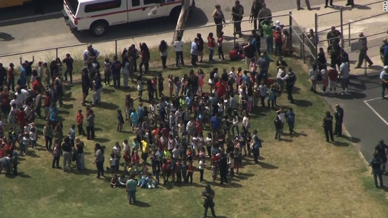 Police: 2 dead, 2 injured in school shooting