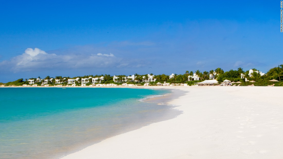 <strong>Cap Juluca </strong>-- Romantic activities at Anguilla's Cap Juluca include horseback rides along the beach and private candlelit dinners under the stars.