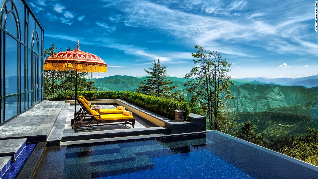 <strong>Wildflower Hall Shimla</strong> -- Situated 8,250 feet above sea level in Shimla, India, Wildflower Hall is surrounded by cedar forests and wildflower fields.