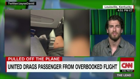 nearby passenger jayse anspach details United airlines incident the lead jake tapper_00004902.jpg