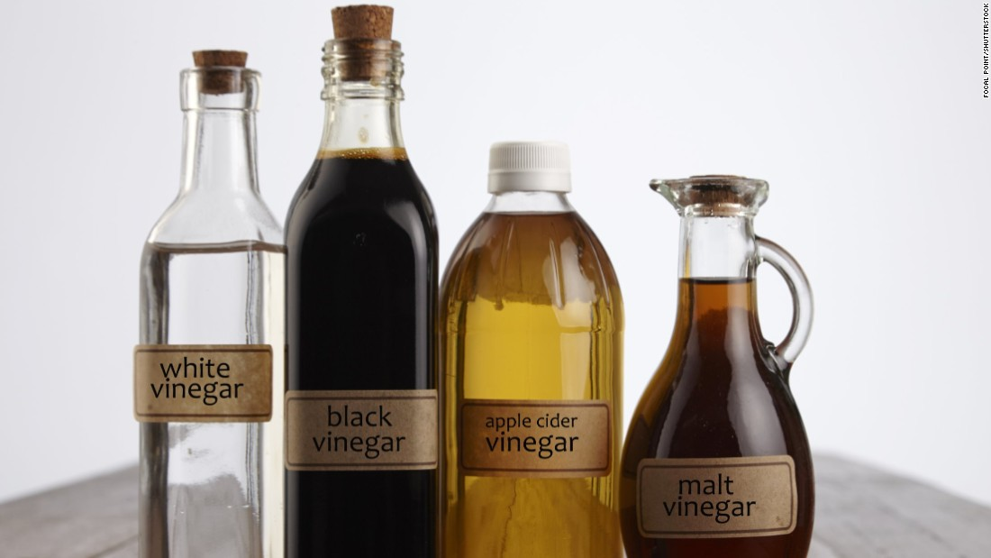 how to say vinegar in swedish