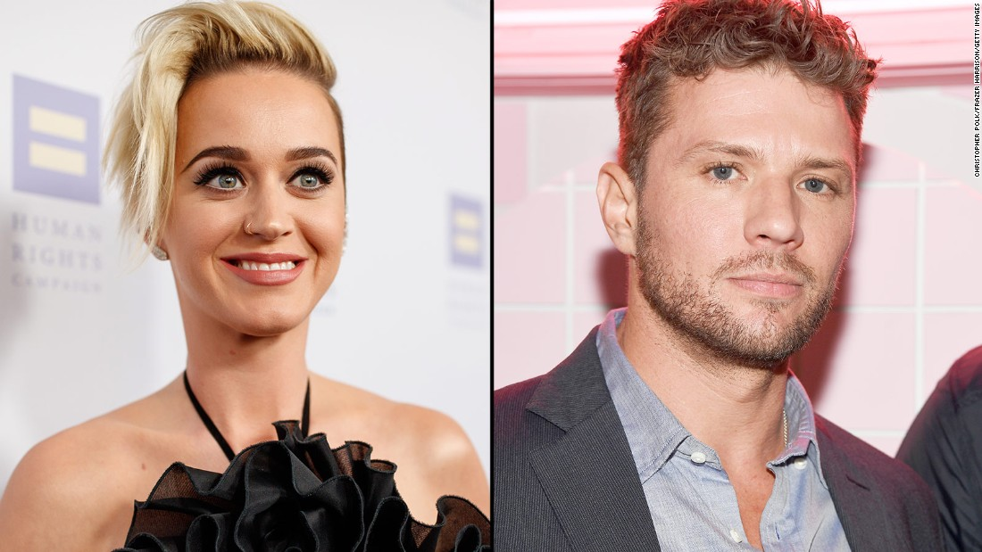 Katy Perry And Ryan Phillippe Shoot Down Dating Rumors