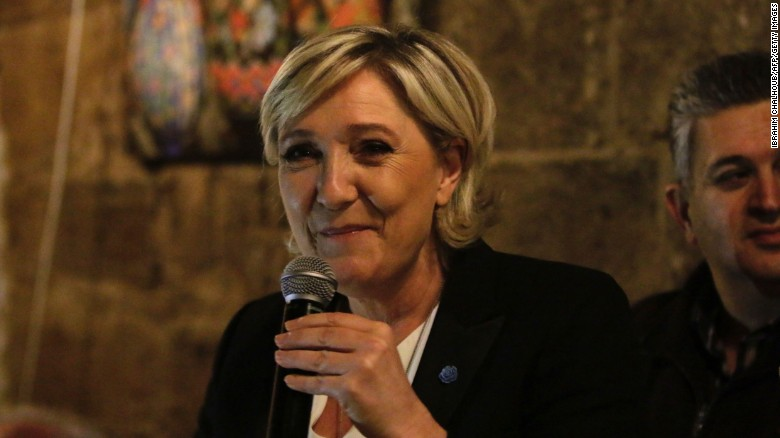 Le Pen: France must close mosques