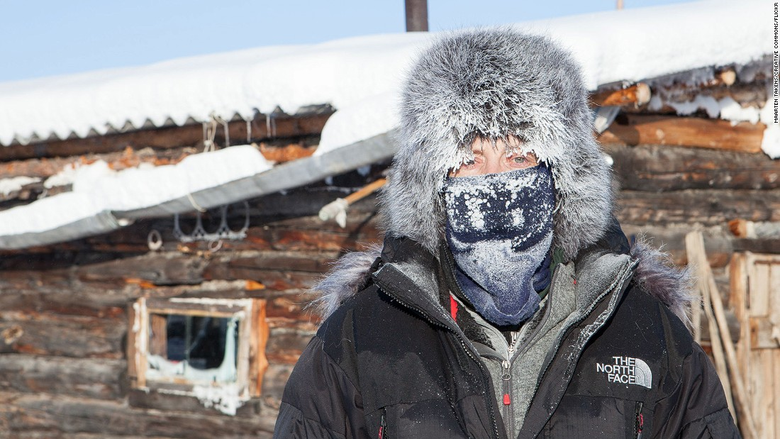 <strong>Oymyakon (Russia): </strong>This Siberian destination is the coldest community on Earth, with 500 hardy residents. It averages -50 C (-58 F) in winter and has reached -67.8 C (-90 F).