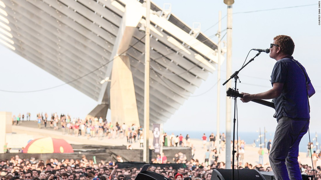 <strong>Primavera Sound, Barcelona, Spain, May 31-June 4:</strong> If you love good tunes but aren't a fan of a weekend's camping, Primavera Sound and its accessible location will be ideal.