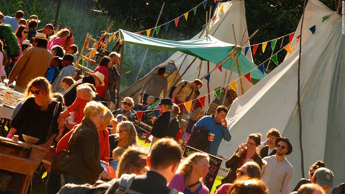 <strong>The Good Life Experience, Flintshire, UK, September 15-17: </strong>The Good Life Experience is much more than a music festival. There are nature writing talks, campfire cooking sessions and even craft classes.