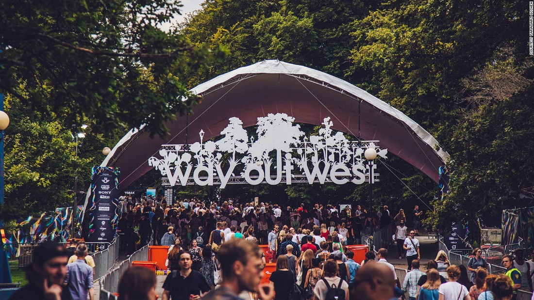 <strong>Way Out West, Gothenburg, Sweden, August 10-12: </strong>Way Out West is undoubtedly the best place to celebrate Sweden's magical summer before the Scandinavian weather takes a turn for the worse.