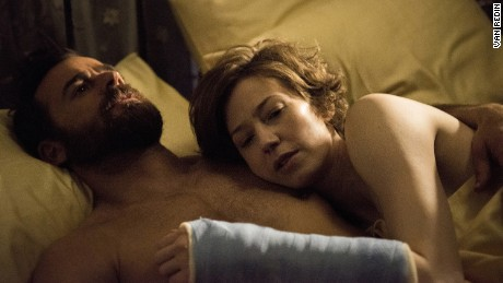 Justin Theroux, Carrie Coon in 'The Leftovers'