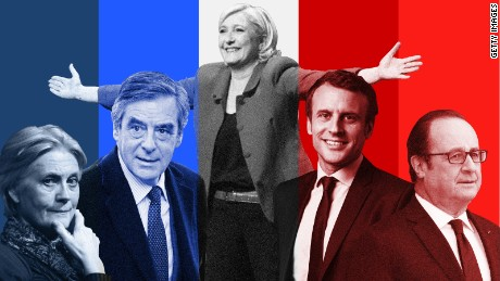 The frightening similarities between the US and French elections