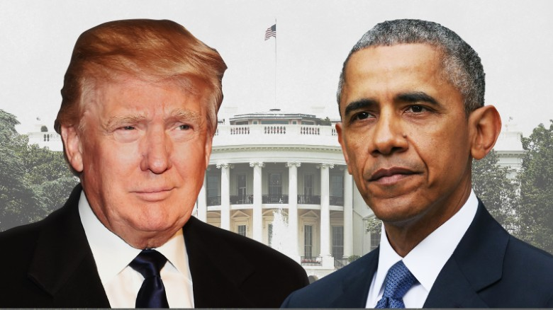 0411 donald trump barack obama split