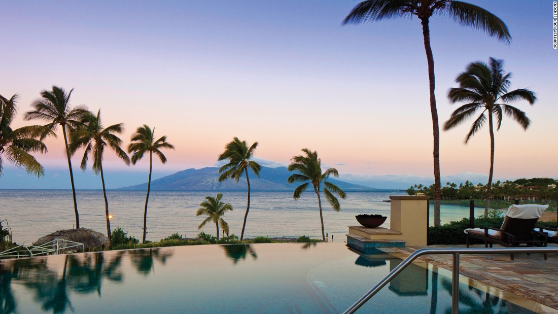 <strong>Four Seasons Maui at Wailea<em></strong> -- </em>This Four Seasons property is fresh off of an extensive makeover leaving guest rooms and suites plusher than ever.