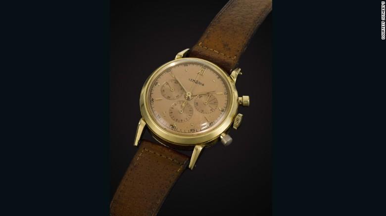 温斯顿·丘吉尔(Winston Churchill)曾经拥有的Lemania手表待售 - wuwei1101 - 西花社
