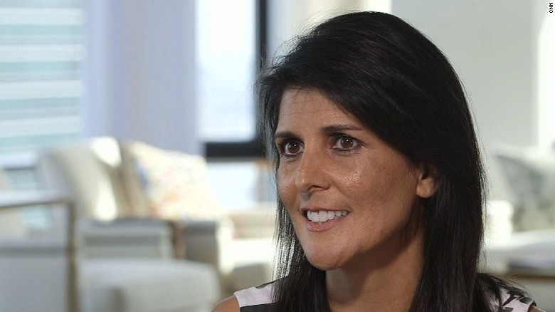 Haley I think Russia knew about attack