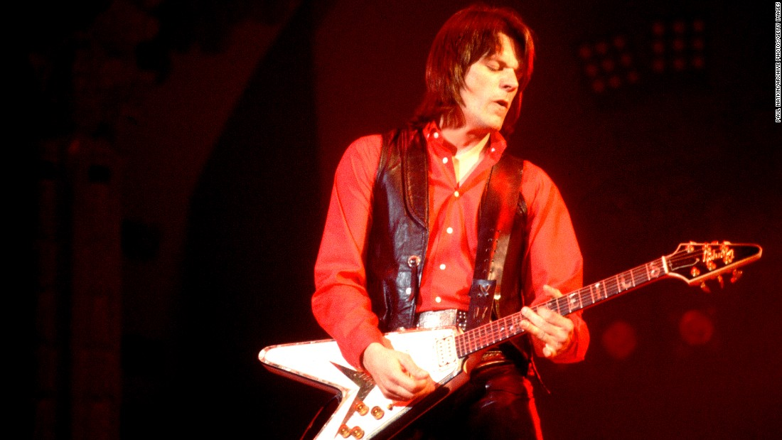 "<a href=""http://www.cnn.com/2017/04/11/entertainment/j-geils-dead/"" target=""_blank"">John Warren Geils Jr.</a>, the guitarist and founder of the eponymous J. Geils Band, was found dead in his Groton, Massachusetts, home on Tuesday, April 11, police said. He was 71."
