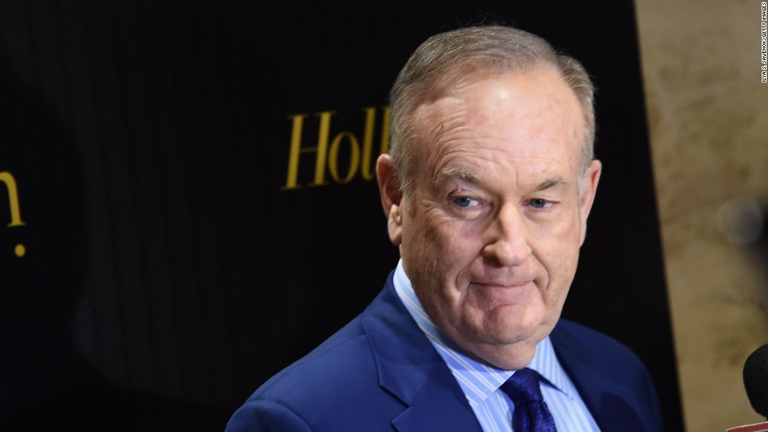 dailymail.co.uk How Bill O'Reilly's firing will change the conservative  movement