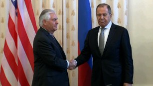Tillerson: US-Russia relations at a low point