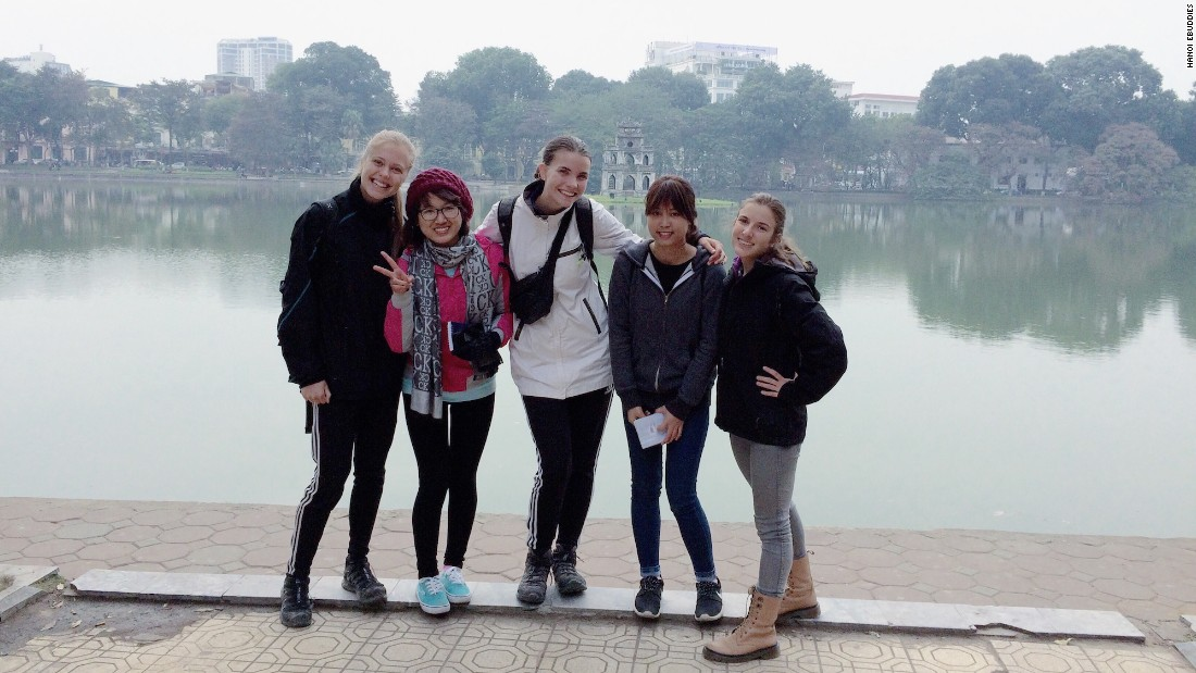 <strong>Student-led tours: </strong>Hanoi eBuddies offers a variety of city tours, all led by student volunteers. The group aims to provide visitors a better understanding of the city while giving Vietnamese students a chance to improve their English.