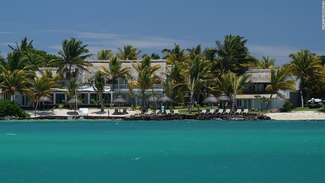 <strong>20 Degres Sud: </strong>The 36-room boutique hotel sitting on secluded white-sand beaches is one of the best-kept secrets in Mauritius.