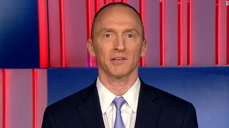 Carter Page: Washington Post report a joke