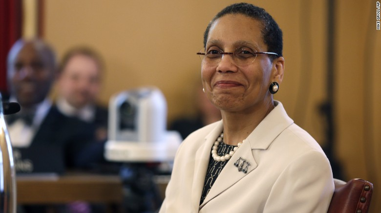 Abdus-Salaam was the first African-American woman appointed to the New York Court of Appeals.