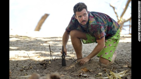 """What Happened on Exile, Stays on Exile"" - Zeke Smith on the seventh episode of SURVIVOR: Game Changers, airing Wednesday, April 12 (8:00-9:00 PM, ET/PT) on the CBS Television Network."