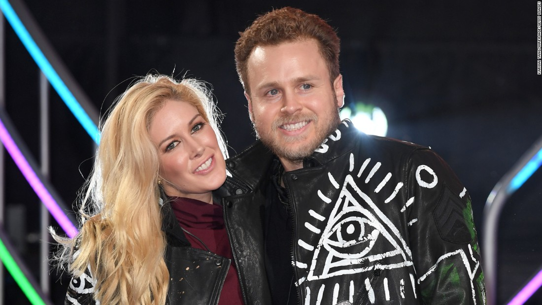 Heidi Montag And Spencer Pratt Are Parents