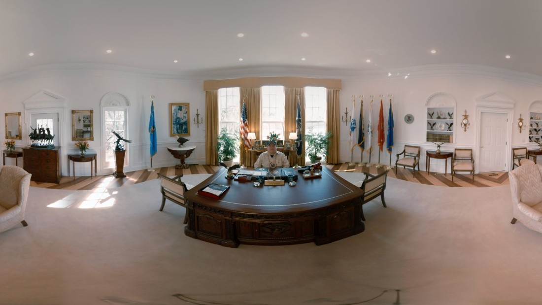 The 39 other 39 oval office for Vr house