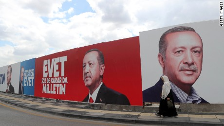 Turkish Referendum: a country divided