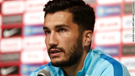 Sahin was almost lost for words when interviewed after the game by Danish TV network Viasat Sport.