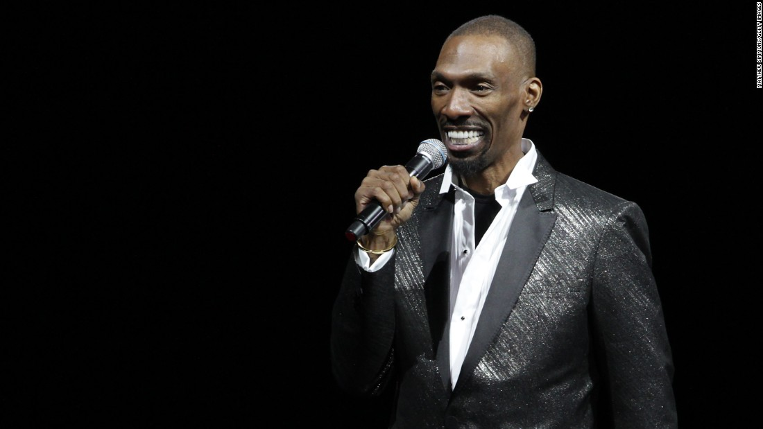 "Comedian <a href=""http://www.cnn.com/2017/04/12/entertainment/charlie-murphy-dead/"" target=""_blank"">Charlie Murphy</a> died April 12 after a battle with leukemia, according to his publicist Domenick Nati. He was 57. Murphy rose to fame for his work on the popular ""Chapelle's Show,"" where he was a co-star and writer."