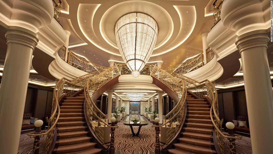 <strong>Regent Seven Seas Cruises:</strong> Be well cared for from home to trip, with first-class airfare and private drivers included in the cost of sailing.