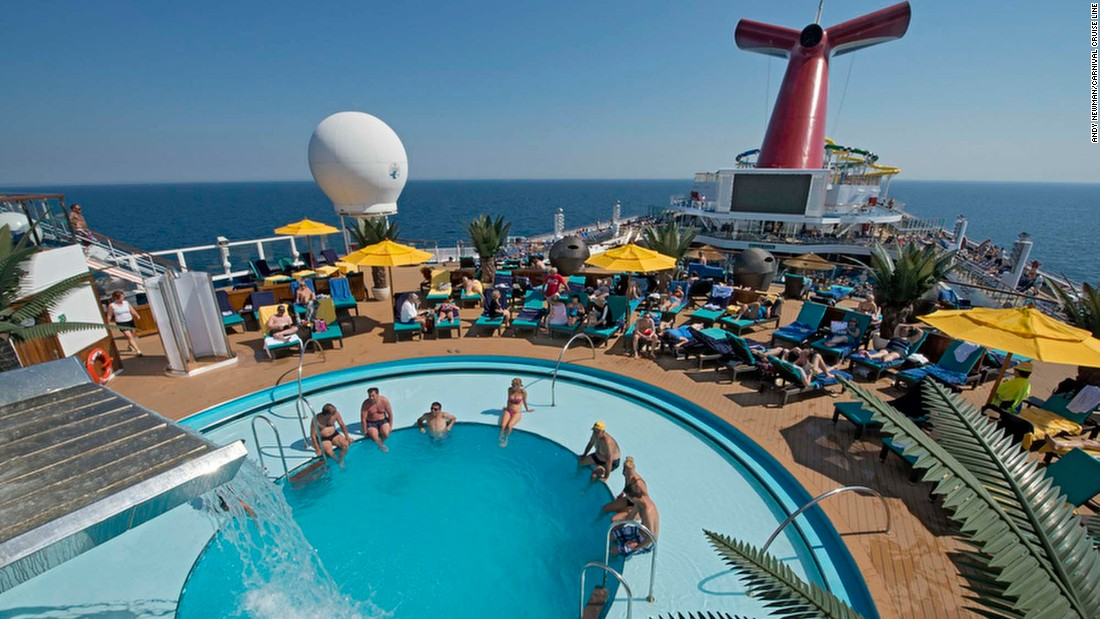 <strong>Carnival Cruise Line:</strong> First time cruisers can literally get their feet wet on a short itinerary from Florida to the Dominican Republic.