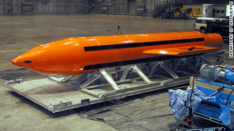 5 things to know about the MOAB