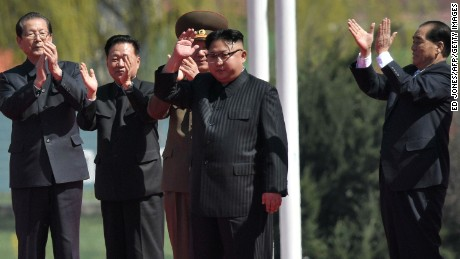 North Korean missile test fails, US and South Korea say