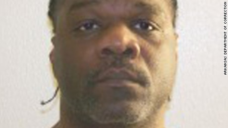Arkansas prison authorities plan to execute inmate Ledell Lee by lethal injection.