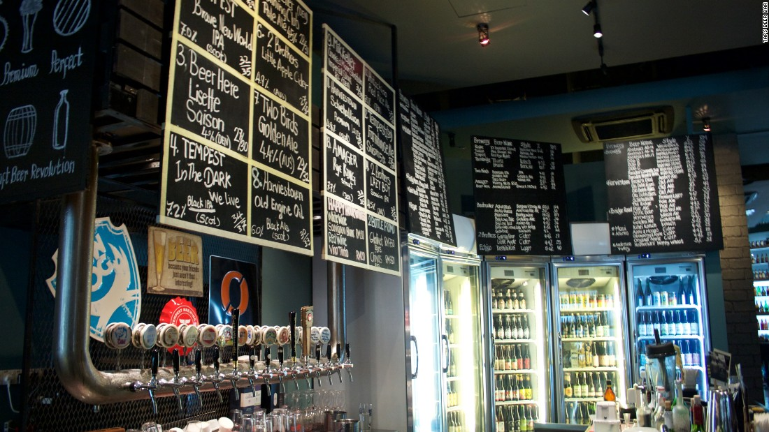 <strong>Taps: </strong>KL's craft beer scene is still a nascent one, but Taps leads the way with the largest range of craft beers in the country. Its selection spans America, Europe, Australia, New Zealand, Japan and Southeast Asia.