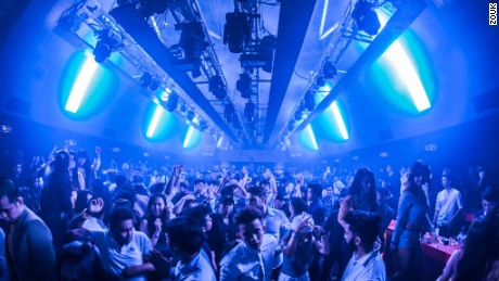 Entertainment complex TREC is home to famed nightclub Zouk.