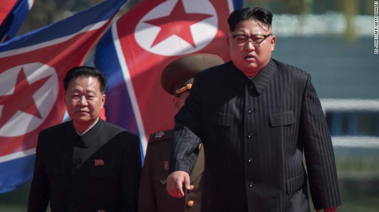 Watch: CNN sent to secretive North Korea event