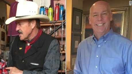 Big Sky battle: The singer vs. the millionaire