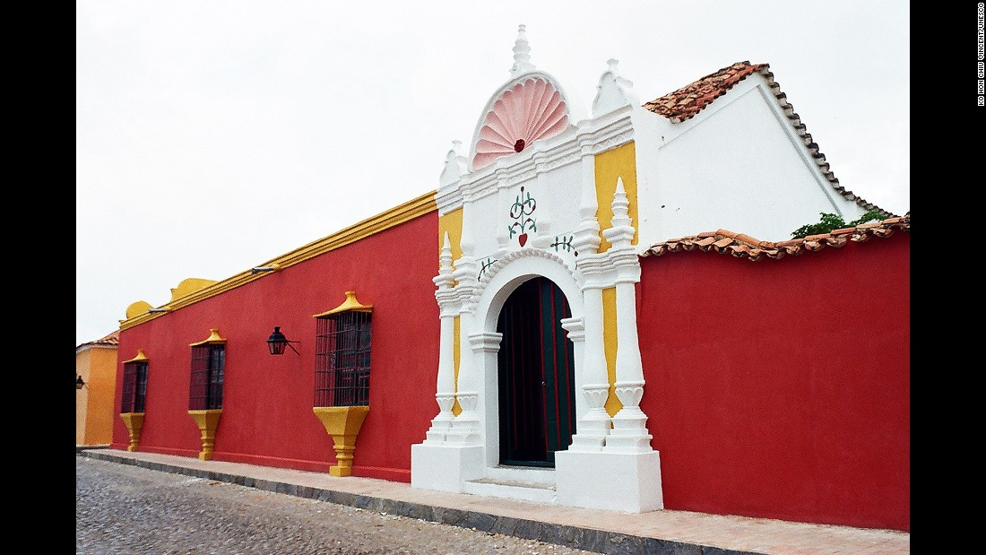 "<strong>Coro and its port, Venezuela. </strong>Founded in 1527, Coro's lovely architecture is a mix of Moorish influences brought by Spanish conquistadors and Dutch influences via Aruba and Curaçao. It was also the first South American town to declare independence from Spain. Coro and its port were inscribed on the World Heritage List in 1993. They were added to the ""in danger"" list in 2005 due to damage caused by heavy rains and lack of protection by the national government."