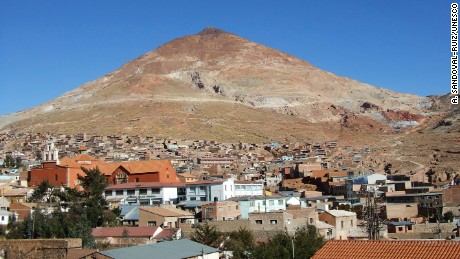 City of Potos? (Bolivia (Plurinational State of))