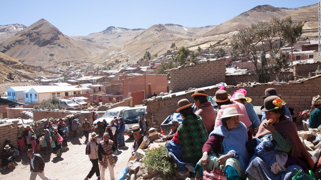 "<strong>Potosí, Bolivia.</strong> Indigenous people dug for silver ore in the Bolivian Andes for centuries before the Europeans, whose arrival in the 16th century launched a mining boom. Potosí's historic buildings were designated as a World Heritage Site in 1987. The older structures exist right next to modern parts of the city without any buffer zone to protect them, and continued mining also is a threat. Potosí was listed as ""in danger"" in 2014."