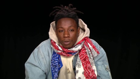 Joey Badass reflects on racism, white supremacy