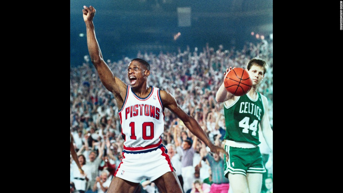 Dennis Rodman, perhaps the greatest rebounder in NBA history, went 27th overall in the 1986 NBA Draft. He played college at Southeastern Oklahoma State, a small NAIA school.