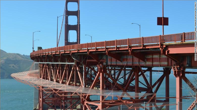 Suicide Net To Be Built Around Golden Gate Bridge Neogaf