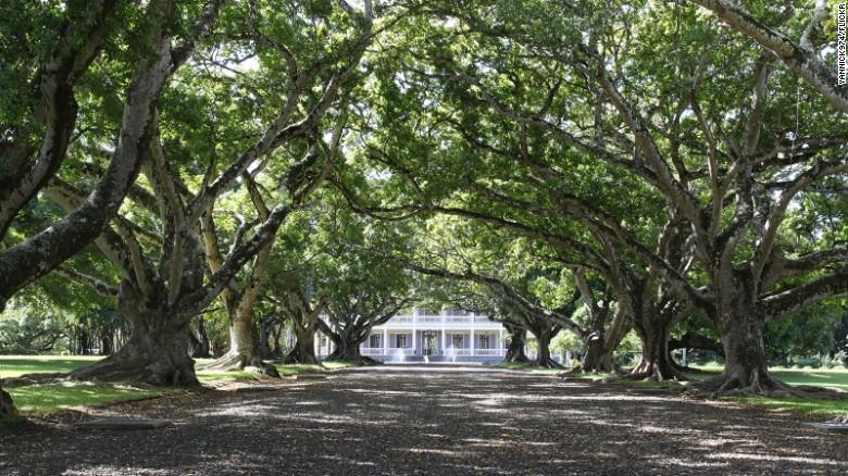 The Domaine de Labourdonnais estate was founded in 1774.