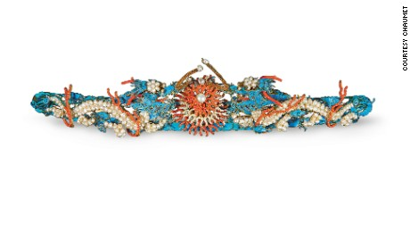 "From ""Imperial Splendours: The Art of Jewellery since the 18th Century"" at Beijing's Palace Museum"